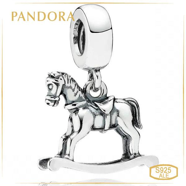 Пандора Підвіска-шарм «Коник-гойдалка» Pandora 791413