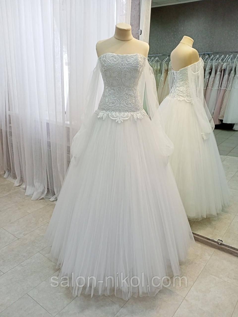 Весільна сукня R-14