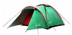 Туристическая палатка IGLO 210x120см 2 + 1