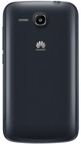Задняя Панель Корпуса (Крышка) для Huawei Y600-U20 (Черная)
