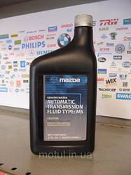 ▲ Трансмиссионное масло MAZDA