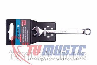Ключ рожково-накидной Berg 48-302 (8 мм)