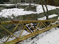 Секция гуська крана гусеничного РДК-250