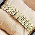 Стильные наручные часы Michael Kors Gold/Gold 1657, фото 2