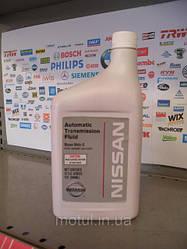 ▲ Трансмиссионное масло NISSAN