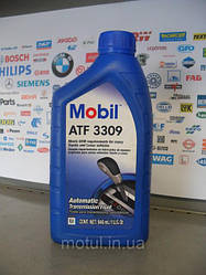 ▲ Трансмиссионное масло MOBIL