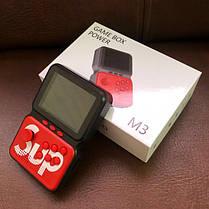 Портативна ігрова приставка GAME BOX POWER M3 на 900 ігор dendy 16bit Red, фото 3