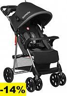 Детская прогулочная коляска Lionelo EMMA PLUS STONE Легкие детские прогулочные коляски