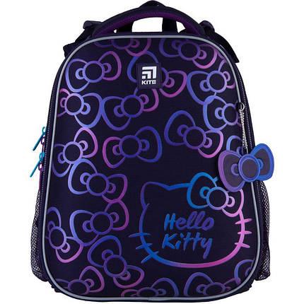 Рюкзак школьный каркасный Kite Education Hello Kitty HK21-531M ЧП Бабич ранец сайт  ranec, фото 2