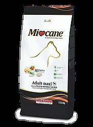 Сухой корм для взрослых собак крупных пород MioCane Maxi Adult (МиоКане) с курицей, 20 кг