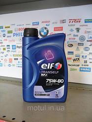 ▲ Трансмиссионное масло TOTAL / ELF