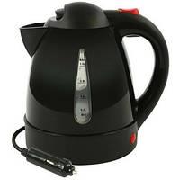 Автомобильный чайник на 24 вольт в прикуриватель 250 W, объем 1L.