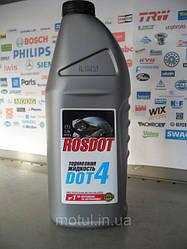 █ Тормозная жидкость ROSDOT4