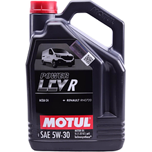 Моторное масло MOTUL Power LCV R 5W30 (ACEA C4 / RN0720 / MB229.51) 5liter