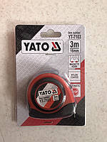 Рулетка Yato 3m
