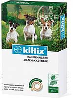 Нашийник Bayer Килтикс від бліх та кліщів для маленьких собак 35 см (4007221035114)