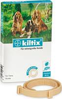 Ошейник Bayer Килтикс от блох и клещей для средних собак 48 см (4007221035091)
