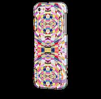 Чехол-накладка для iPhone 4/4s Уголки