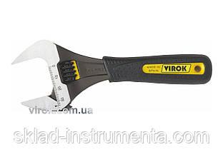 """Ключ розвідний VIROK 6"""" 150 мм"""