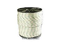 Шкот (моторна мотузка) на пластиковій бобіні 12 мм Х 200 м