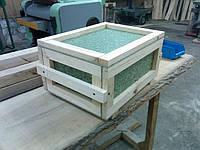 Фанерный ящик для оборудования