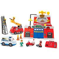 Набор игровой Пожарный участок keenway K12636