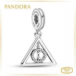 """Пандора Подвеска """"Смертельные реликвии"""" Pandora 799126C01"""