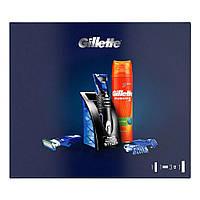 Набор подарочный Gillette Styler+Gel (7702018479467)