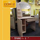 Трюмо - 1 з поличками РТВ, фото 2