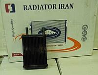 Радиатор отопителя (печки) Гезель 18 мм медный (3 ряд)
