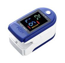 Пульсоксиметр электронный на палец MEDICAL LT LK-87 (Батарейки в комплекте)