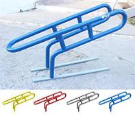 Оригінальні велопарковки