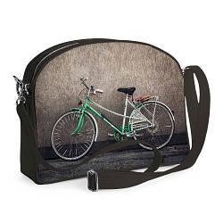 Сумка молодёжная College Велосипед