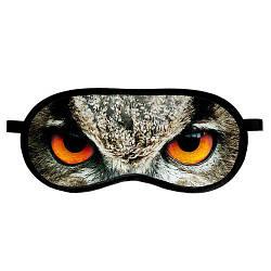 Маска для сна Глаза совы