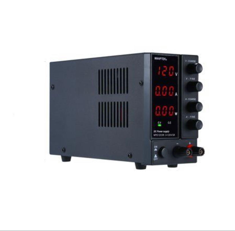 Лабораторный блок питания Wanptek NPS3010W 30В 10А 4х разрядный индикатор