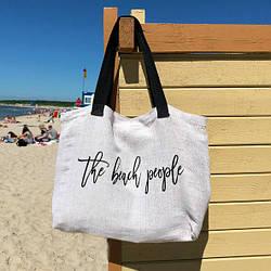 Пляжная сумка Beach The beach people