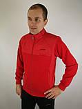 Мужской спортивный костюм красного цвета, фото 9