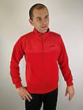 Мужской спортивный костюм красного цвета, фото 6