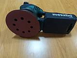 Ексцентрикова шліфмашина Metabo FSX 200 Intec (609225500), фото 7