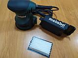 Ексцентрикова шліфмашина Metabo FSX 200 Intec (609225500), фото 9