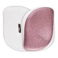 Компактний гребінець для волосся Tangle Teezer Compact Styler Glitter Rose (5060173378530)