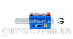 Аккумулятор гелевый 12В 4А GEL синий