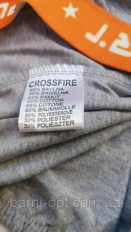 Лосины брюки для девочек оптом, Crossfire , 4-12 рр., фото 2
