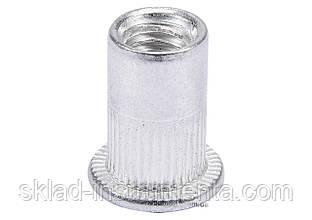 Нітогайка алюмінієва YATO М4 х 11 мм 20 шт