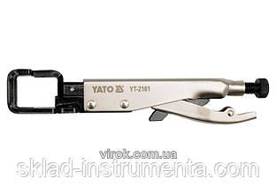 Затискач для зварки YATO JJ-тип 230 мм