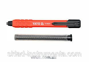Автоматичний Олівець для мулярських і столярних робіт YATO HB + 5 стержнів