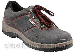 Взуття робоче YATO замшеве розмір 45