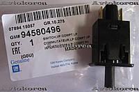 Выключатель подсветки бардачка Daewoo Lanos Ланос,Chevrolet Epica,Chevrolet Tacuma GM 90033510