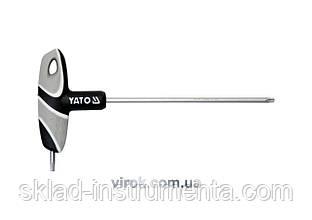 Ключ Torx Т-подібний YATO Т20 х 130 мм