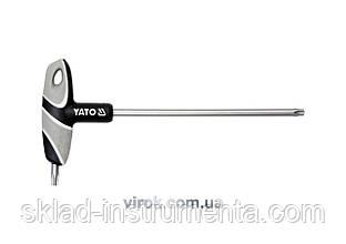 Ключ Torx Т-подібний YATO Т40 х 170 мм